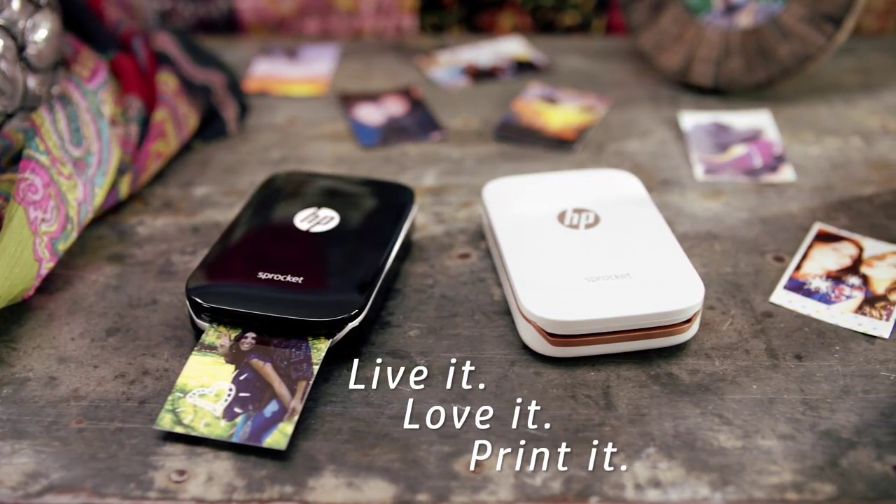 Print From Your Smartphone Or Tablet With Ultra Portable Printers By